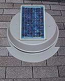 Solar Attic Fan with 25-year Warranty!