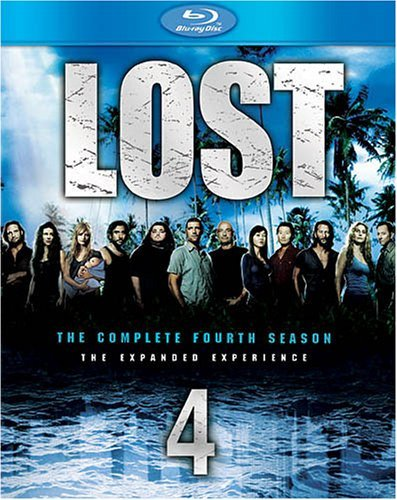 Lost: Season 4 [Blu-ray]
