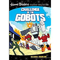 Challenge of the Gobots: The Series Volume One