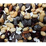 Get Up & Go Trail Mix - 5 lb. Zip Lock Pouch Bag by Treasured Harvest