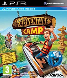 Cabela's Camp Adventure [Importación italiana]