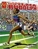 img - for By Lee Engfer Wilma Rudolph: Olympic Track Star (Graphic Biographies) [Library Binding] book / textbook / text book