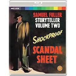 Samuel Fuller: Storyteller, Volume 2 [Blu-ray]