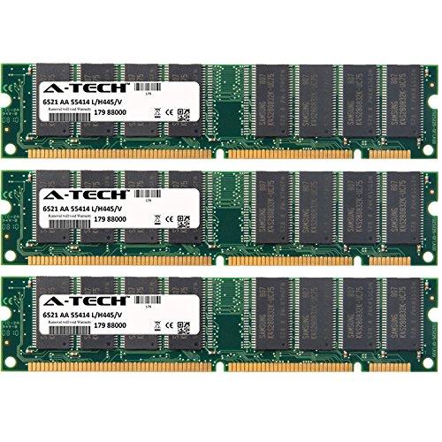 1.5GB KIT (3 x 512MB) For Apple Power Mac Series G4 (Digital Audio) G4 (Dual 1GHz SDRAM) G4 (Dual 466-733Mhz) G4 (Dual 800MHz) G4 (PII 466-733Mhz) G4 (Single 800/933MHz) G4 (Single 867MHz) G4 Cube G4 Server (733MHz) G4 Server (AppleShare IP - 533MHz) G4 Server (Dual 800MHz) G4 Server (OS X 533MHz). DIMM SD NON-ECC PC133 133MHZ RAM Memory. Genuine A-Tech Brand.
