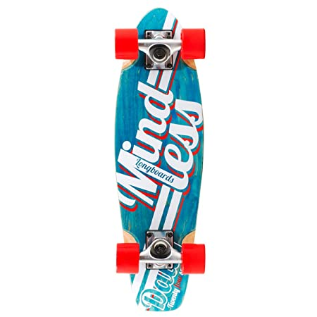 Mindless Daily Cruiser Complete Blue/White Length:61cm