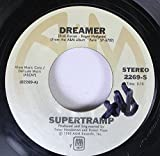Supertramp 45 RPM Dreamer / From Now On