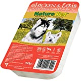 Naturediet Chicken and Lamb/ Vegetable Dog Food, 390 g, Pack of 18