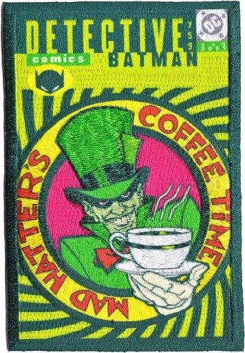 Application DC Comics Batman Mad Hatter Patch