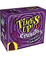 Asmodée - TUC3 - Jeu d'Ambiance - Time's Up! Celebrity 3 - Violet
