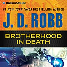 Brotherhood in Death: In Death Series, Book 42 Audiobook by J. D. Robb Narrated by Susan Ericksen