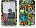 "GelaSkins Kindle Skin (Fits 6"" Display, Latest Generation Kindle) Bookshelf"