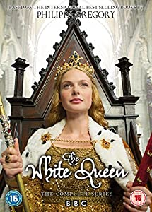 amazon the white queen