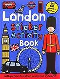 London Sticker Activity Book (Preschool Sticker Activity Books)