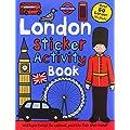 London Sticker Activity Book