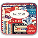 Cavallini Decorative Stickers Par Avion, Assorted