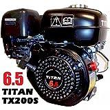 Titan TX200 6.5Hp Powersport Engine for Go Kart, Mini Bike