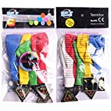 Teenitor LED Light up Balloons 20 Mixed color Party Pack