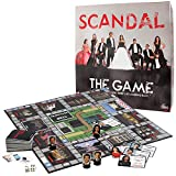 Scandal Board Game Of Intrigue Mystery Trivia- ABCs Hit Show No Looking Back