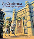 Sir Cumference And The Great Knight Of Angleland (Turtleback School & Library Binding Edition) (Math Adventures)