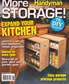 The Family Handyman (MORE Storage) by…