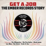 Get A Job: The Ember Records Story 1956-1962 [3CD Box Set]