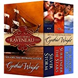 Rakes & Rebels: The Raveneau Family (Silver Storm, Surrender the Stars, His Reckless Bargain) ~ Cynthia Wright