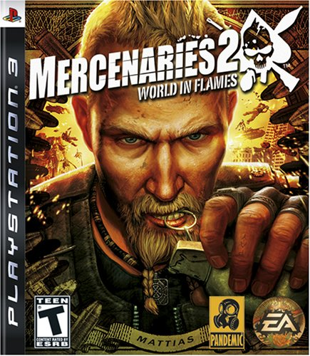 Mercenaries 2 on Xbox 360, Playstation 3, PC