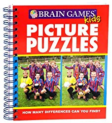 Brain Games for Kids Picture Puzzles