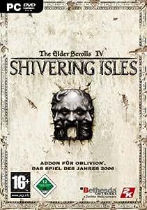 The Elder Scrolls IV: Oblivion - Shivering Isles Add-on (DVD-ROM)