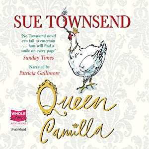 Queen Camilla Audiobook