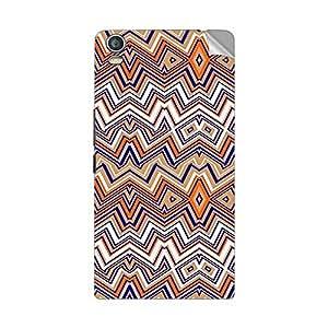 Garmor Designer Mobile Skin Sticker For LG Optimus P970 - Mobile Sticker