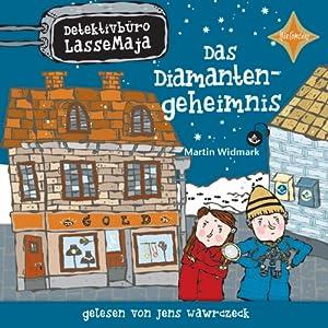 Das Diamantengeheimnis (Detektivbüro LasseMaja 3) Hörbuch