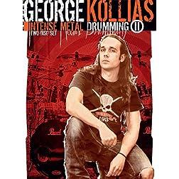 George Kollias Intense Metal Drumming 2 DVD