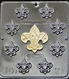 Boy Scout Assortment Badges Chocolate Candy Mold