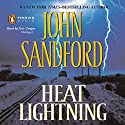 Heat Lightning Audiobook by John Sandford Narrated by Eric Conger