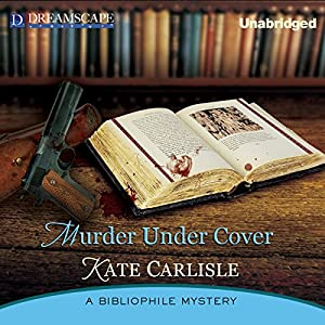 Murder Under Cover Audiobook