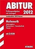 echange, troc Kathy Sierra - Abitur Mathematik. Gymnasium Hessen. Leistungskurs.