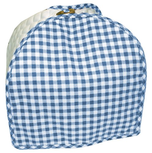 Gingham Blue 2 Slice Toaster Appliance Cover