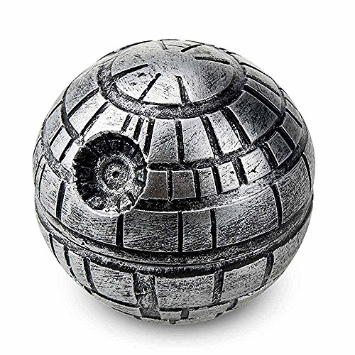 Death-Star-Grinder-Keeps-herbs-tobacco-spices-fresh-Large-3-pieces-19-inch