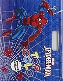 Spiderman Top colo : Avec des stickers...