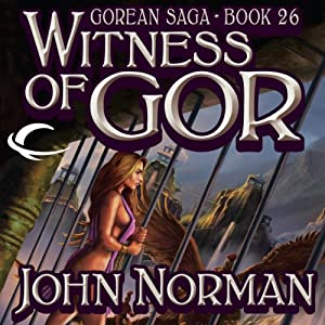 Witness of Gor Audiobook