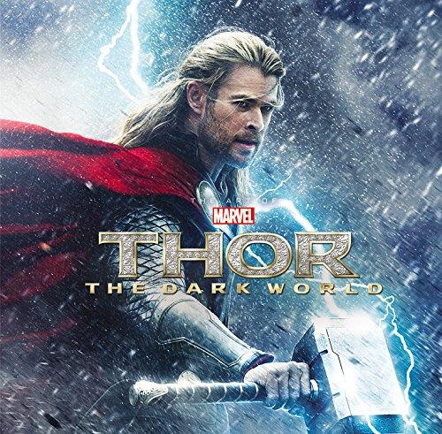 Marvels Thor Dark World Art Of Movie HC Slipcase