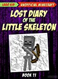 Minecraft: Lost Diary Of The Little Skeleton: The Lonely Island (Minecraft Diary Book 11)