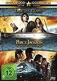 Percy Jackson - Diebe im Olymp / Percy Jackson - Im Bann des Zyklopen [2 DVDs]
