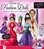 Dress-up Fashion Dolls Deluxe Princess Collection