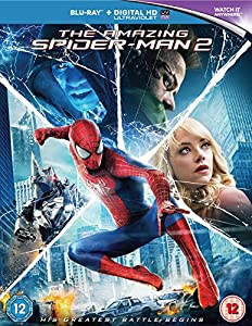 The Amazing Spider-Man 2 - Limited Edition with Comic Booklet (Amazon.co.uk Exclusive) [Blu-ray] [2014]