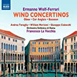 Wind Concertos for Oboe Cor a