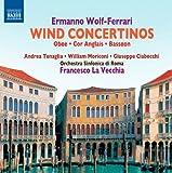echange, troc  - Concertos Pour Instruments A Vent (Intégrale)