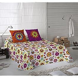 NATURALS Colcha Multipunto SHAILA cama para entretiempo (Cama 105)