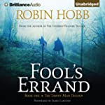 Fool's Errand: Tawny Man, Book 1